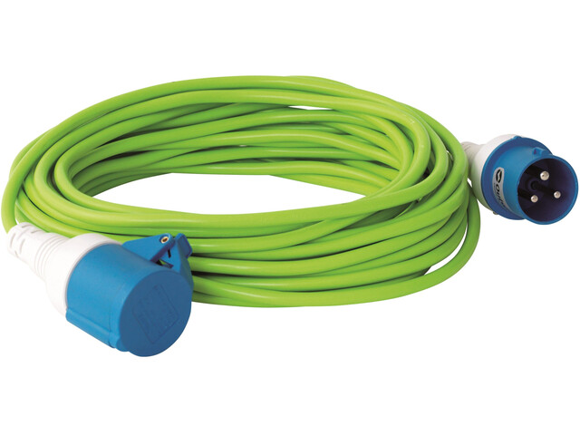 Outwell Conversion Lead - 15m verde/azul